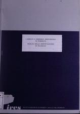I servizi a domanda individuale in Piemonte : analisi delle certificazioni di bilancio