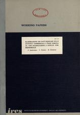 Elaborazione dei dati censuari sulle attività commerciali a base comunale, con aggregazione a livello comprensoriale