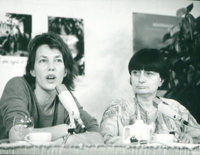 IFF 1988. Jane Birkin, Agnès Varda. Kung Fu Master. Die Zeit mit Julien, Frankreich