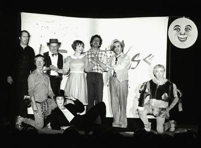 The Fantasticks: Hans Putz, Siegfried Grönig, Gerhard Wollner, Walter Luthi, Inge Brück, Michael Ande, Jo Herbst, Peter W. Staub