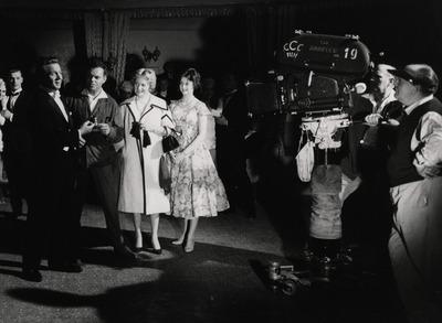 Rudolf Schock, Harlad Philipp (Regie), Vera Kálmán, Marina Orschel, Fritz Arno Wagner (Kamera), Der Czardas König v. Emmerich Kálmán