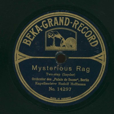 Mysterious Rag