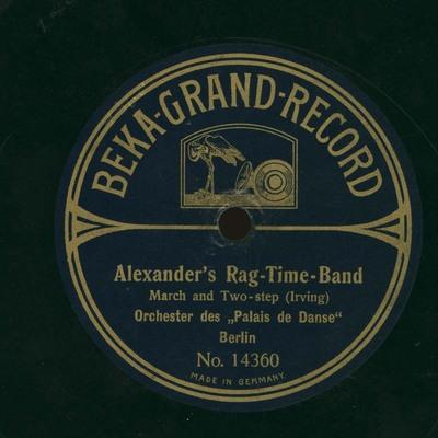 Alexander's Rag-Time-Band