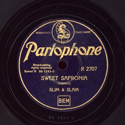 Sweet Safronia