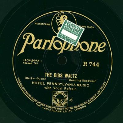 The Kiss Waltz