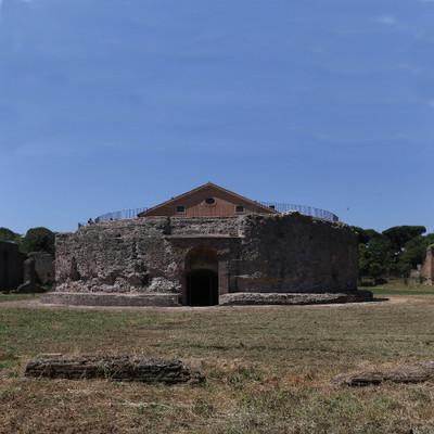 Mausoleum of Romulus Range Based 3D model