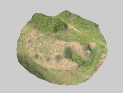 Mound 304 from Onde Marine archaeological area