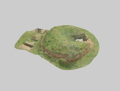 Mound 311 from Onde Marine archaeological area