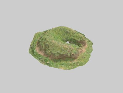 Mound 312 from Onde Marine archaeological area