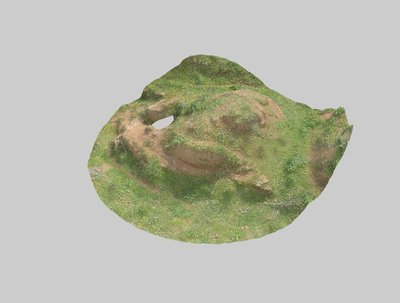 Mound 315 from Onde Marine archaeological area