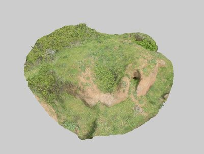 Mound 316 from Onde Marine archaeological area