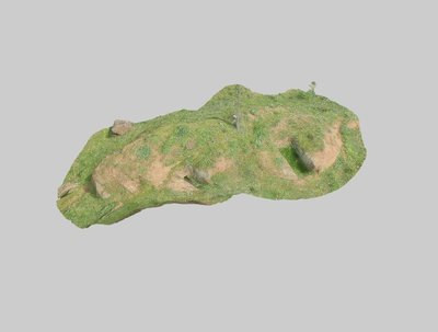Mounds 400 and 401 from Onde Marine archaeological area