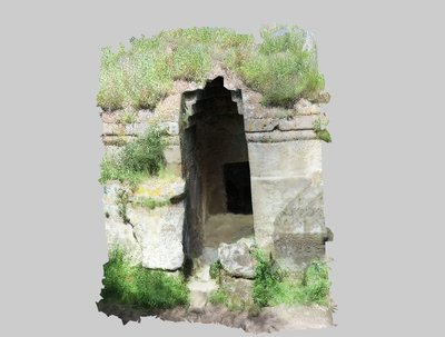 Dromos of the Tomb of the Capitals
