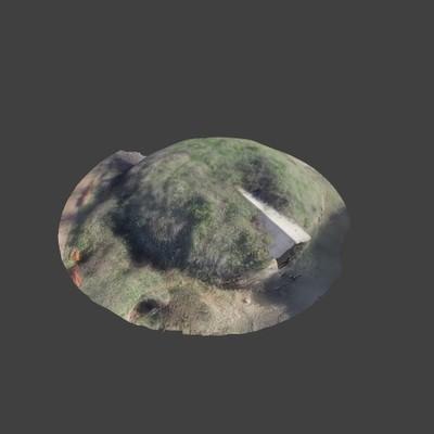 Mound 320 from Grandi Tumuli area