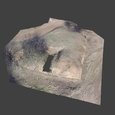Mound 321 from Grandi Tumuli area