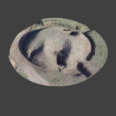 Mound 323 from Grandi Tumuli area