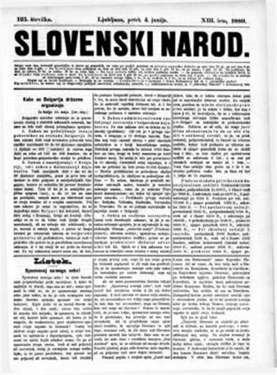 Slovenski narod