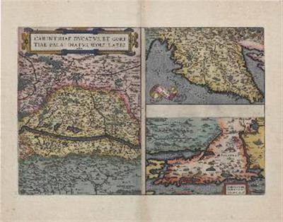 Carinthiae ducatus et Goritiae palatinatus