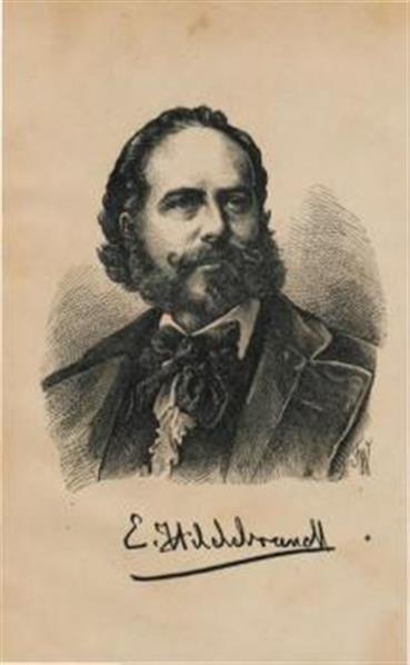 Professor Eduard Hildebrandt's Reise um die Erde; nach seinen Tagebüchern und mündlichen Berichten erzählt von Ernst Kossak