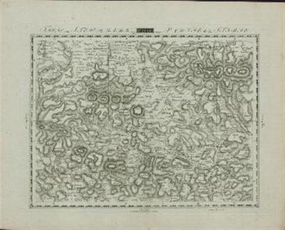 Theil von Steiermark Partie de la Stirie. Jung. Sect. 194