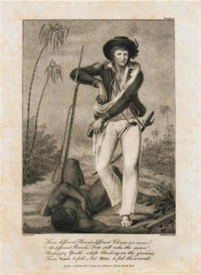 Narrative of a five years' expedition, against the revolted negroes of Surinam, in Guiana, on the wild coast of South America; from the year 1772, to 1777