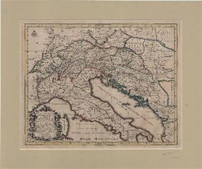 Illyricum occidentis; partes IV.; Rhaetia, Noricum, Pannonia, et Illiris Provinciae IX.; Rhaetia, Vindelicia, Noricum Mediteraneum, et Ripsse, Pannonia Prima, et Secunda, Savia, et Valeria. et in Illyride Populi Lapodes, Liburni, et Dalmatae