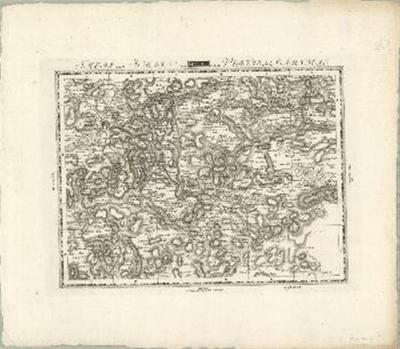 Thiel von Krain partie de la Carniole. Jung. Sect. 200