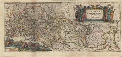 Danubius, fluvius Europae maximus, a frontibus ad Ostia cum omnibus, ab utroque latere in illum defluentibus