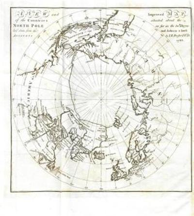 History of the voyages and discoveries made in the north; translated from the German of John Reinhold Forster ... and elucidated by several new and original maps ...