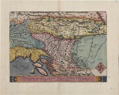 Schlavoniae, Croatiae, Carniae, Istriae, Bosniae, rinitimarumque regionum nova descriptio