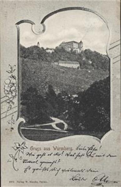 Gruss aus Wurmberg