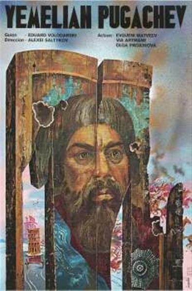 Yemelian Pugachev; actuan Evgueni Matveev, Via Artmane, Olga Prokhorova