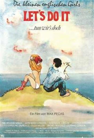 Let's do it; ... tun wir's doch; ein Film von Max Pecas; ein Film von Max Pecas; mit Sylvain Green, Jean-Marc Longva; mit Sylvain Green, Jean-Marc Longval ...; Tun wir's doch