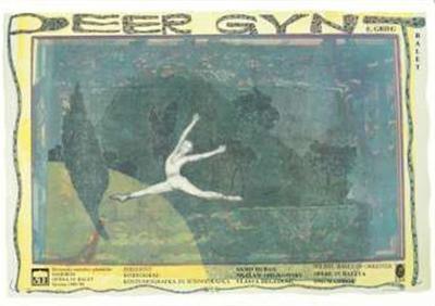 Edvard Grieg: Peer Gynt; dirigent Samo Hubad