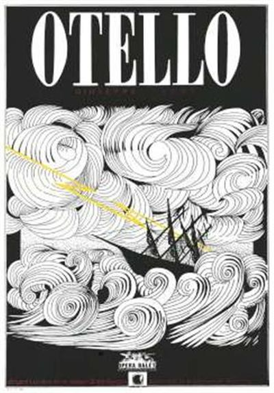 Giuseppe Verdi: Otello; Cankarjev dom, SNG Ljubljana; režiser Zoltan Vargha