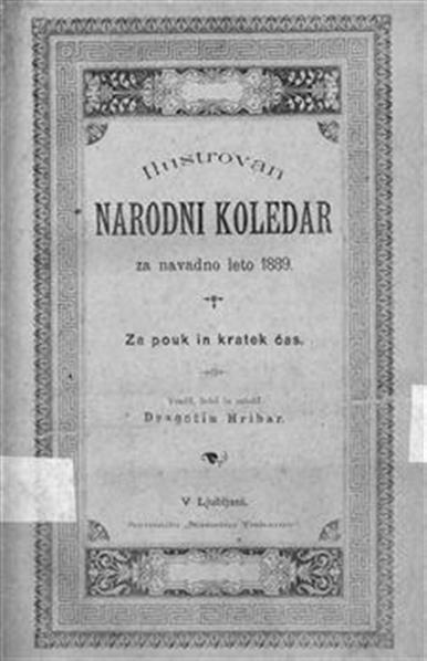 Ilustrovan narodni koledar