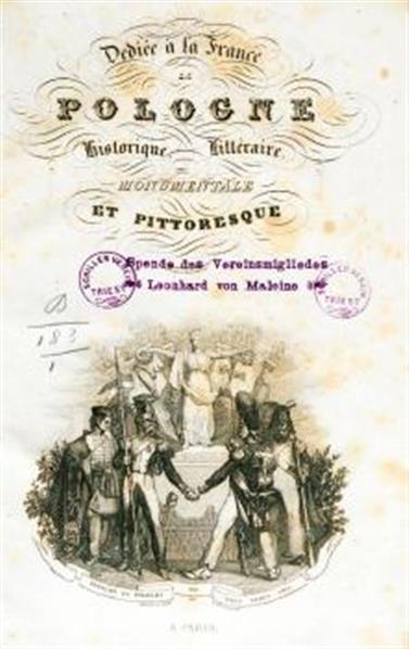 La Pologne historique, littéraire, monumentale et pittoresque ...