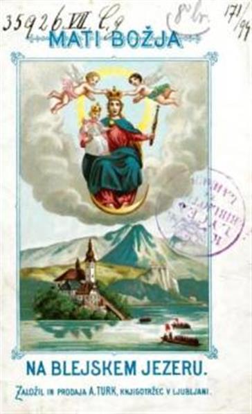 Božja pot Matere Božje na Blejskem jezeru