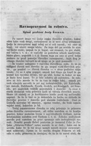 Čitalnica; podučilni list za slovenski narod