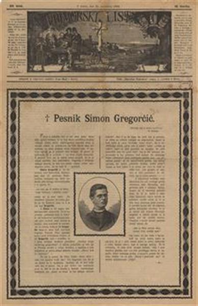 Primorski list: poučljiv list za slovensko ljudstvo na Primorskem