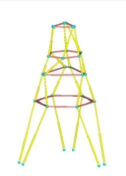 Adaptative structure