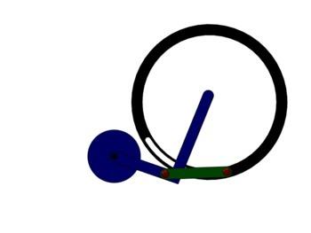 Irisblenden-Einrichtung