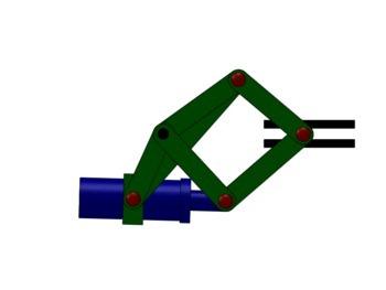 Schliesseinrichtung für eine Spritzgiessmaschine oder Presse