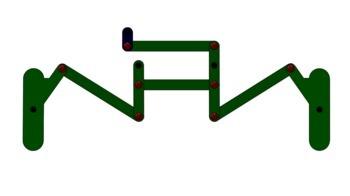 Lenkvorrichtung für lenkbare Vorderräder
