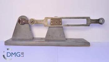 Inverted Slider Crank Mechanism