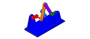 ISO-Ansicht welche den Mechanismus mit der dmgId 3393025 zeigt