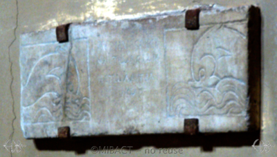 Inscription from Rome - ICVR I, 1097