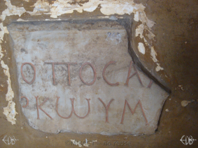 Inscription from Rome - ICVR I, 1101