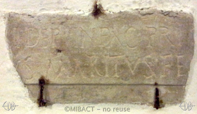 Inscription from Rome - ICVR I, 147