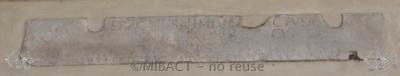 Inscription from Rome, Coem. s.Felicitatis - ICVR VIII, 23538